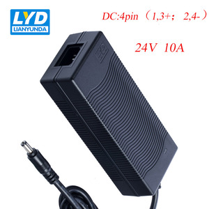 24V/10A Supply LED Power Adapt