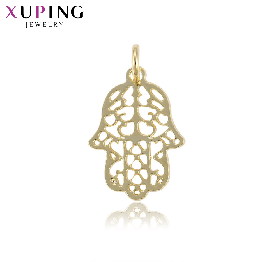 11.11 Deals Xuping Simple Charm Style Necklace Pendant for Women Girls Jewelry Black Friday Gifts S81,6-33391