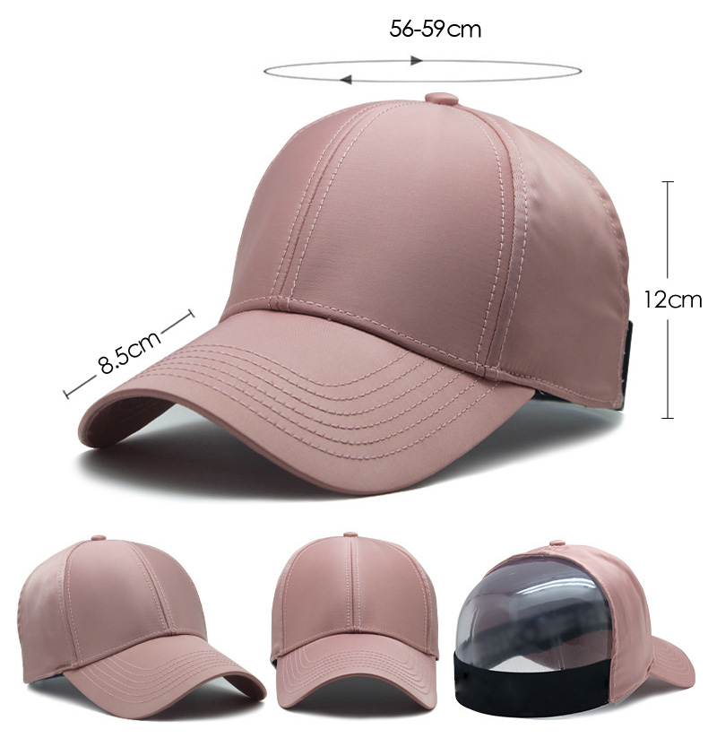 b79e20b5ae8 Detail Feedback Questions about  AETRENDS  2018 Summer pink hat ...