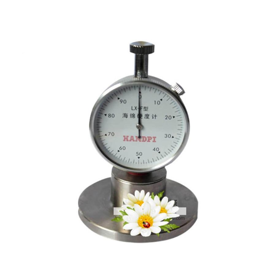 1piece  LX-F Sponge,Foam Durometer / Foam hardness tester(LX-F)