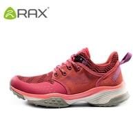 Rax Women Professional Hiking Camping Shoes Breathable Outdoor Climbing Walking Shoes Brand Original Cushion Hiking Snekaers