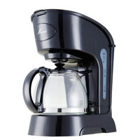 2019 High quality Automatic Electric Coffee Maker 5 Cups Espresso White Drip Coffee Machine With Water Window