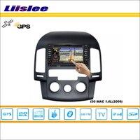 Liislee для hyundai i30 2007 ~ 2011 Автомобильная Мультимедийная система S160 Радио стерео CD DVD tv gps Nav навигационная карта навигация HD сенсорный экран