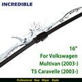 """Limpiaparabrisas trasero para volkswagen multivan (desde 2003)/t5 caravelle (a partir de 2003) 16 """"rb720"""