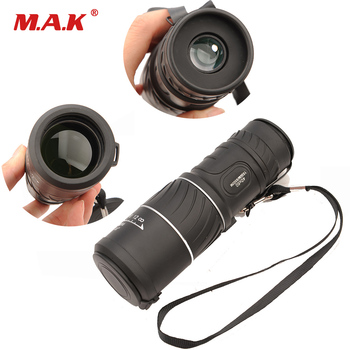 40x60 Powerful Monocular Zoom Great Handheld HD Low Light Night Vision Telescope Binoculars High Quality image