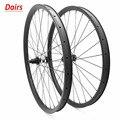 29er дисковые Углеродные mtb дисковые колеса AM 33x30 мм ассиметричные бескамерные DT350S прямые pull boost 110 148 mtb велосипедные колеса 1420