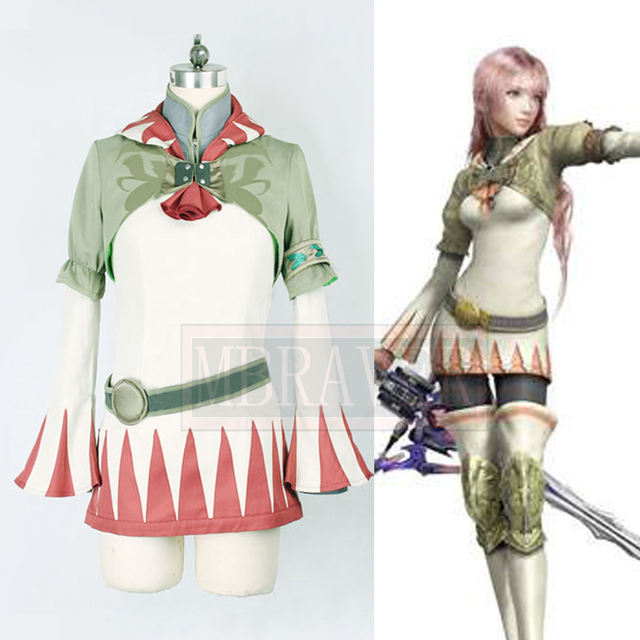 With serah final fantasy cosplay sex commit