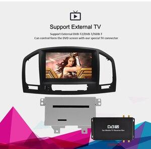 Image 3 - אנדרואיד 10.0 רכב dvd סטריאו רדיו נגן עבור אופל ווקסהול Insignia CD300 CD400 2009 2012 אוטומטי וידאו GPS ניווט מולטימדיה