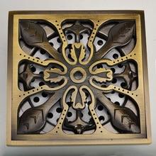 MAIDEER классическая артистический твердый латунный-фитинги античная латунь Европейский стиль трапных