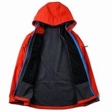 Waterproof Soft-Shell jackets