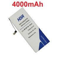 HSABAT 100 New 4000mAh Battery For IPhone 6 Plus Battery Replacement For Apple IPhone 6 Plus