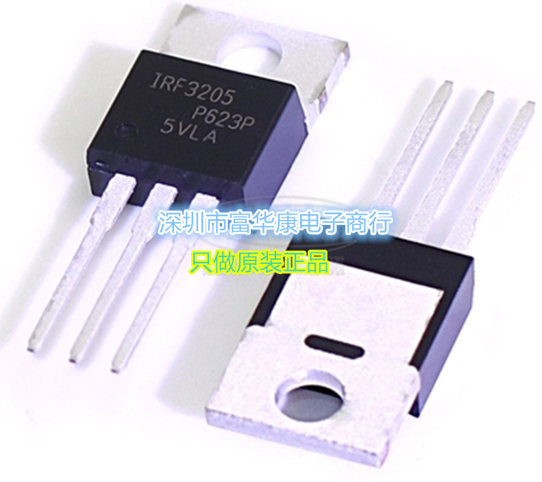 10pcs IRF3205 IRF3205PBF MOSFET MOSFT 55V 98A 8mOhm 97.3nC TO-220 New Original