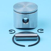 Комплект кольцевых зажимов для поршневых контактов 40 мм для HUSQVARNA 141 LE 41 142 E птилан 2500 2600 PP255 Jonsered 2036 2040 CS2040 бензопила 530069454