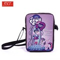 Mujeres jóvenes Mini Messenger Bag Anime My Little Pony bolso Crossbody niñas bolsas escolares Kids Book bolsos niños mochilas mejor regalo