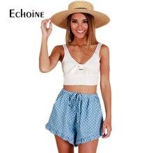 Summer Fashion Casual Dot Style mini sexy Women Shorts 2019 New Lace High Waist street style Loose Female Cotton Beach