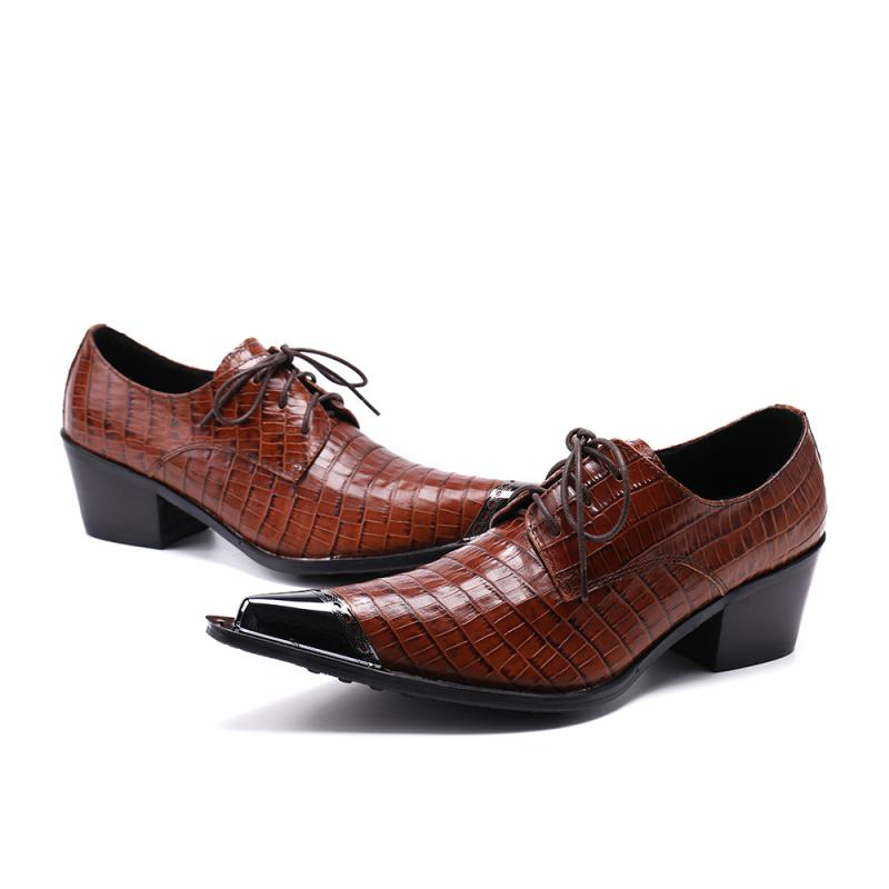 mens shoes genuine leather high heels crocodile skin oxford shoes for men metallic office luxury shoes men zapatos hombremens shoes genuine leather high heels crocodile skin oxford shoes for men metallic office luxury shoes men zapatos hombre
