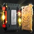 Для Apple iPhone 7 Чехол Тяжелый Металлический Корпус Случае СИМОН механическая Рука Качество Алюминиевого антидетонационных Телефон Обложка Случаях Для iPhone7 4.7