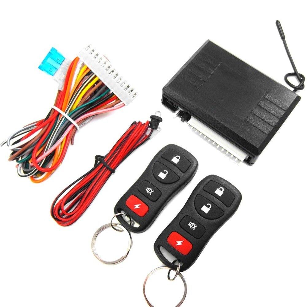 Alta qualidade nenhuma chave para entrar no dispositivo anti-roubo de acessórios eletrônicos automático bloqueio central M616-8113 dart hawk alarme