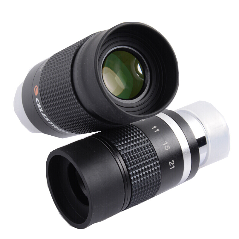 Celestron 93230 8 To 24mm 1.25 Zoom Eyepiece Continuous Zooming with Goggles Fully Multicoated Optics Astronomical Telescope цена