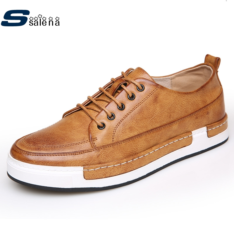 Men Casual Shoes High Quality Men Working Shoes Flats Spring Autumn Outdoor Breathable Walk Shoes AA20021 male casual shoes soft footwear classic men working shoes flats good quality outdoor walking shoes aa20135
