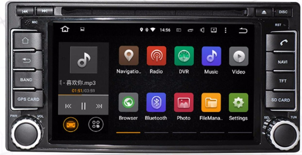 "7 ""4 г LTE Android 8,0 4 г/android 7,1 2 DIN dvd-плеер автомобиля мультимедиа gps радио для Subaru Forester 2008-2012 2013 3g WI-FI БД DVR"