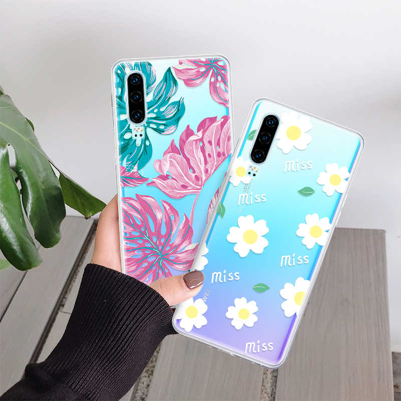 Phone Case For Huawei Y6 Y7 Prime Y6 Pro Y9 2019 Coque Funda Cover For Huawei Mate 20 10 Lite Mate 20 10 Pro Soft TPU Cases Capa