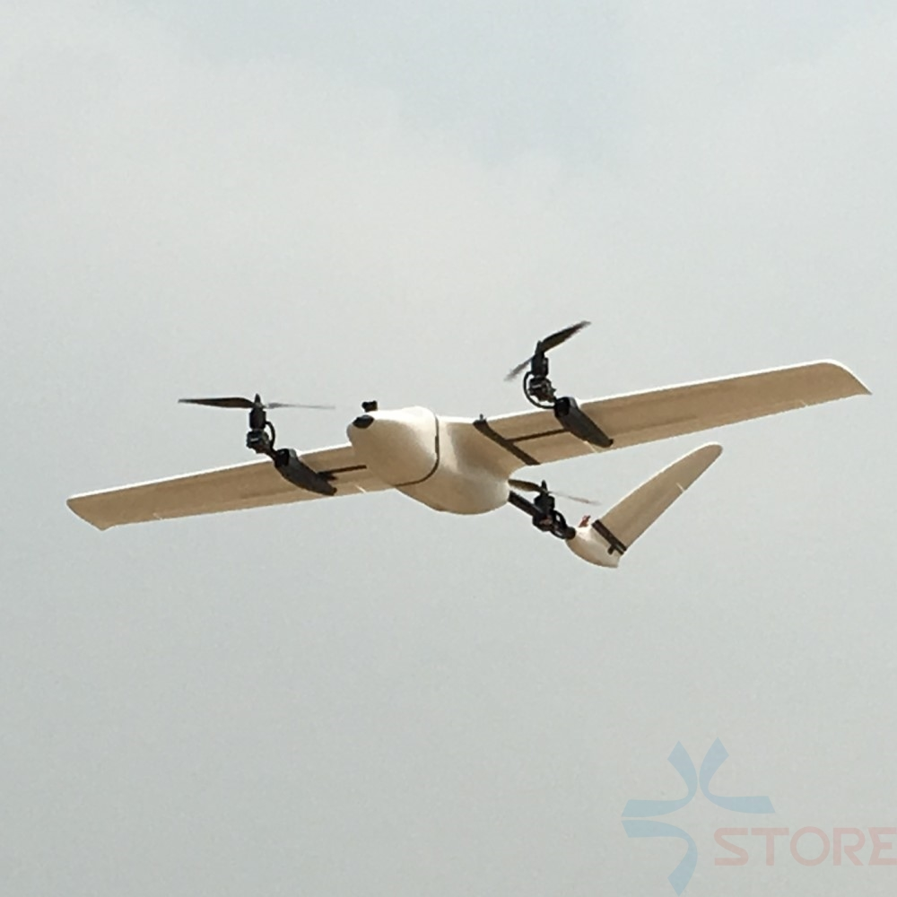 MyFlyDream MFD Nimbus 1800 Long Range RC FPV Plane Kit