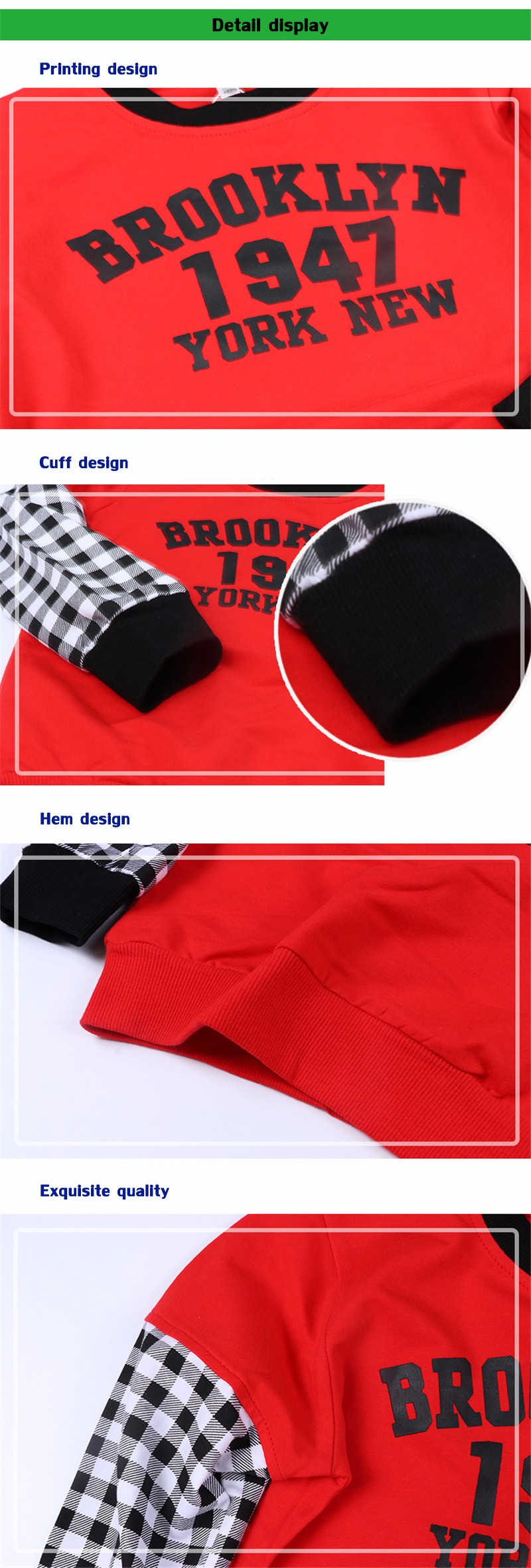 T-Shirt For Boy Sweater Ruffle Raglan Shirts Child Bobo Choses  The Boy\'s Clothes Kids Tees Children Tops Teenage Boys Clothing 18