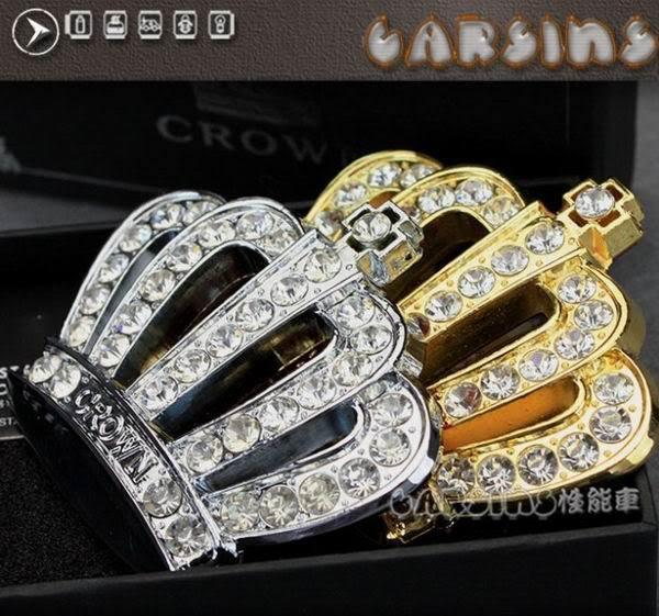 New Luxury Car Vip Emblems Sticker Crown Logo Hood Trunk: Aliexpress.com : Buy ONE PIECE VIP CAR ALL METAL CROWN