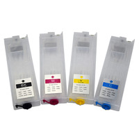 T948xl T9481 T9484 Refillable Ink Cartridge with Chip for Epson Workforce Pro WF C5290 WF C5790 Printer