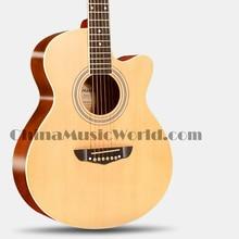 40 inch original finish Acoustic guitar of Afanti Music (ACM-239)