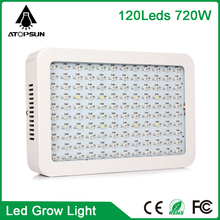 1pcs Full Spectrum led grow lights 720W aquarium led lighting Greenhouse Hydroponic Plant Growing Lamp grow box/tent led grow