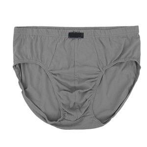 Image 2 - 10PCS Underwear Men Male Sexy Briefs 100%Cotton  Design Men Underwear Briefs Men Underpants  Gay Underwear 4XL/5XL/6XL