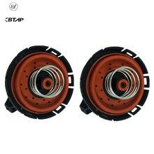 Btap válvula pvc reguladora de pressão, 2 peças, para bmw e53 e60 e63 e65 545i 550i 650i 745li 11127547058 11127537733