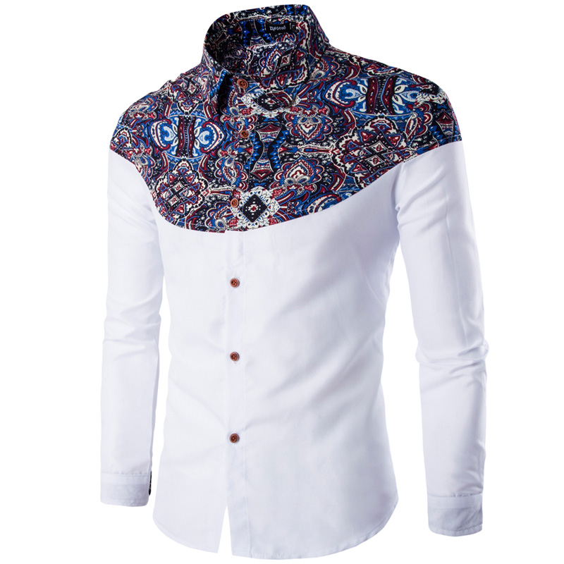Buy Hot Sale Men Fashion Casual Shirts