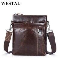 New Arrived Brand 100 Genuine Leather Men Bag Fashion Men S Messenger Bag Business Bag Real