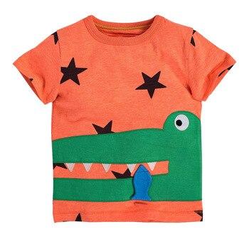 My best Friend Crocodile Baby Boy Clothes Kids t Shirt