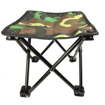Plaża krzesło meble ogrodowe meble ogrodowe krzesło kempingowe stołek składany ottom krzesło wędkarskie oxford + aluminium nowy 28*28*25 cm tanie i dobre opinie Nowoczesne Krzesło wędkarstwo 28*28*25cm Ecoz Metal