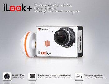 trasporto libero origial walkera rc fotocamera 13mp ilook + fpv drone macchina fotografica per qr x350 pro walkera tali h500 / G-3D g - 2d giunto cardanico