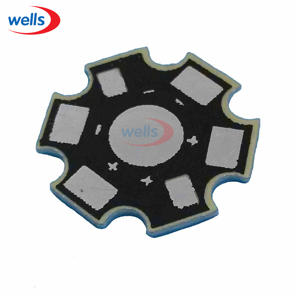 LED 25pcs High Power 1w /3w /5w Watt LED Heat Sink Aluminum Base Plate 20 mm LED board KIT DIY high quality star heatsink 10pcs led aluminum plate 40mm for 5w 5730 smd heat sink