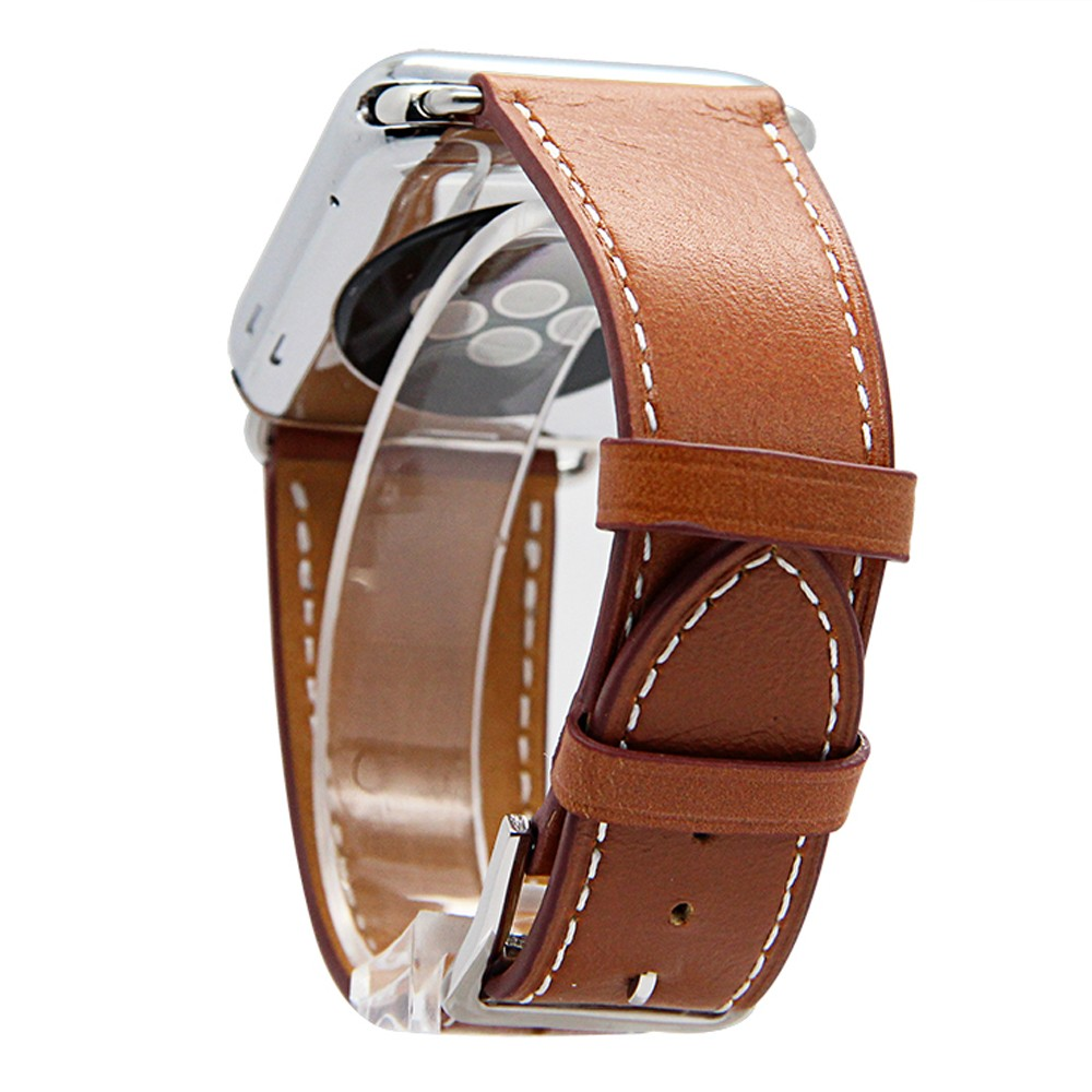 V-moro 2017 Newest Fashion Wristband For Apple Watch Band Bracelet Genuine Leather Strap For Apple Watch 38mm 42mm Bands Correas пуловер tony moro tony moro to046emobl41