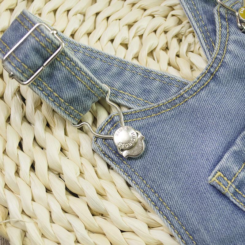 afd8dd5a5cd5 HSID1701007--5Infant Denim Jumpsuit Toddler Boy Girl Suspender Jeans Shorts  Kid Rompers Bodysuit Pocket Straps
