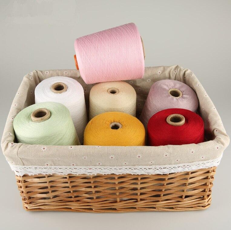 Wool Mercerized Cotton Crochet Line Four Seasons Line Hook Needle Line Knitting Line Gassed  0.5KG