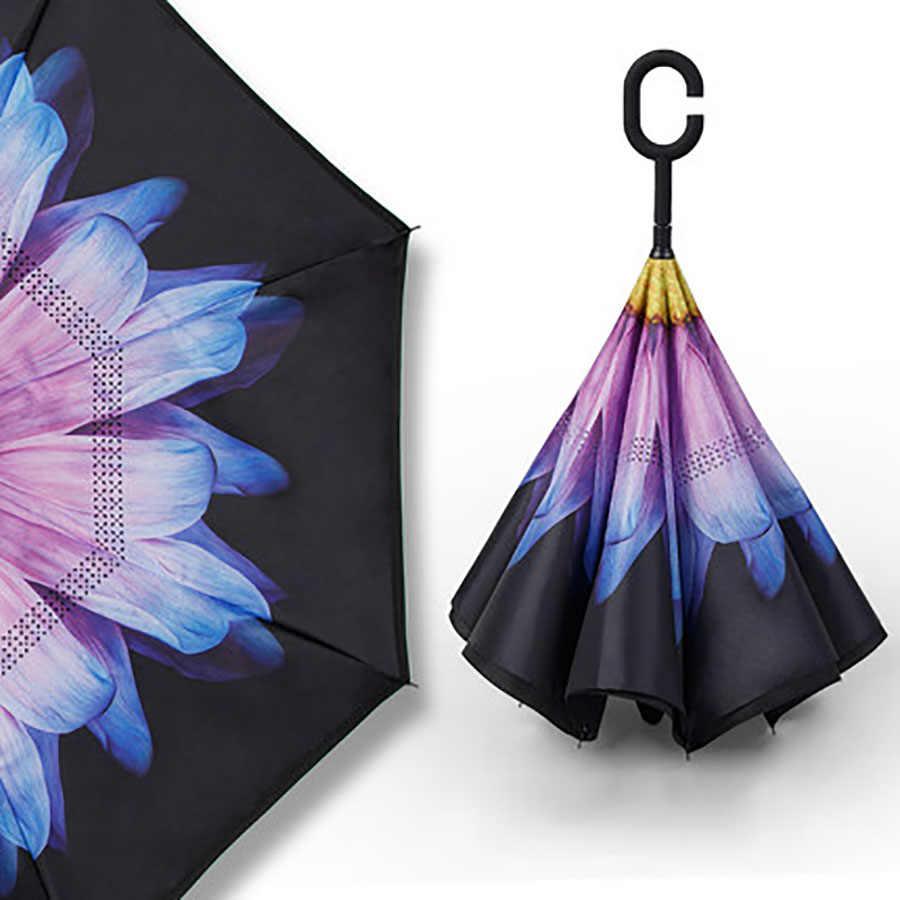 Креативный Зонт от дождя женский Миниатюрный Складной Зонт Автоматический детский китайский зонтик мини карманный Paraguas домашний дождь WZP251