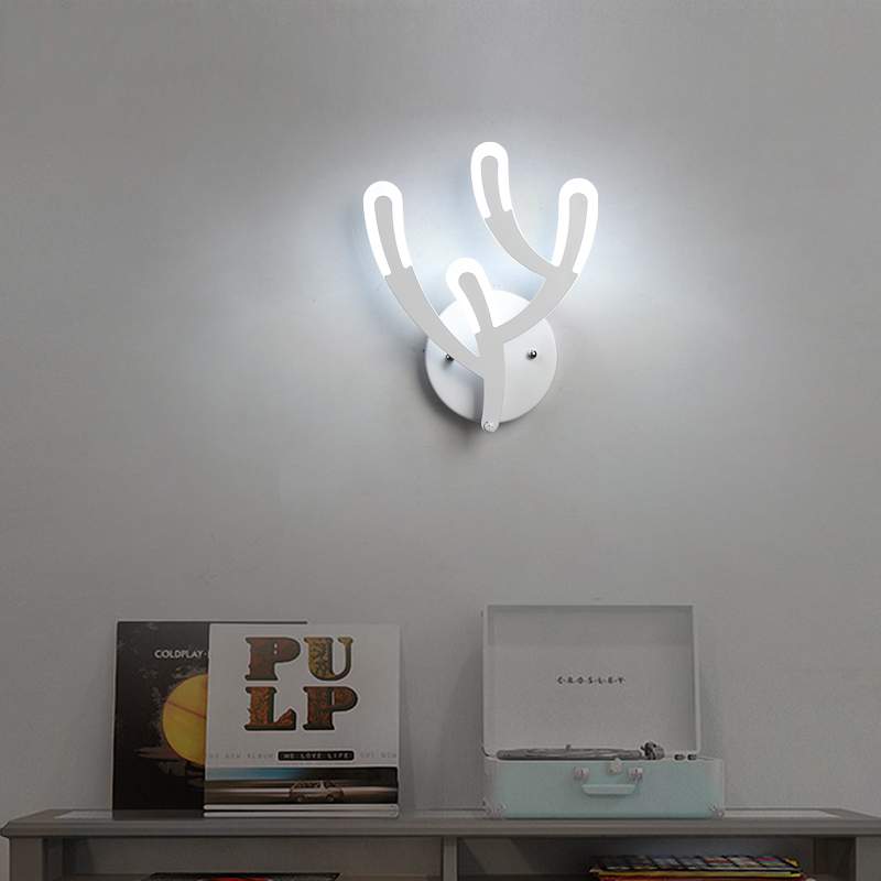 New Arrival Modern LED Wall Lamp For Living Room Bedroom Reading Wall Light Corridor Hotel Decoration Wall Sconce Free Shipping
