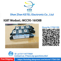 MCC95-12io/MCC95-14io/MCC95-16io/MCC95-18io/MCD95-08io/MCD95-12io/MCD95-14io/MCD95-16io/IGBT MODUEL