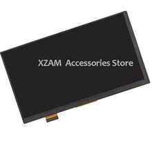 Original 7 inch inch polegada display lcd para supra m72kg 30pin 1024*600 tela lcd para supra m72kg tablet substituição