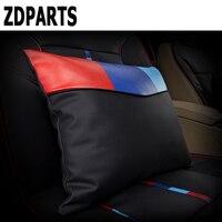 ZDPARTS Car Seat Pillows Cushions lseat Support M Three Primary Colors For BMW E46 E39 E90 E60 F30 F10 E34 X5 E53 E30 M 3 4 5 X1