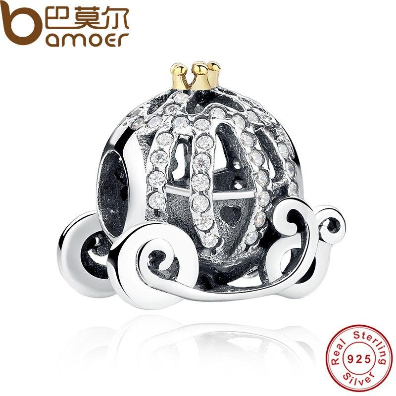 Original Daisy Meadow Clear CZ Flower,Butterfly,Heart Bead Charm Fit Bracelet 925 Sterling Silver Jewelry Making