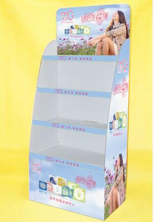 Paper Table Top Exhibition Display Stand